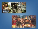 Doctor Who First Day & Commemorative Stamp Covers