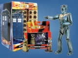 Doctor Who Diecast Figures