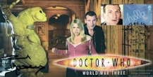 Doctor Who 2005 Commemorative Stamp Covers