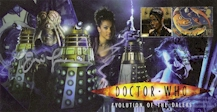 Doctor Who 2007 Commemorative Stamp Covers