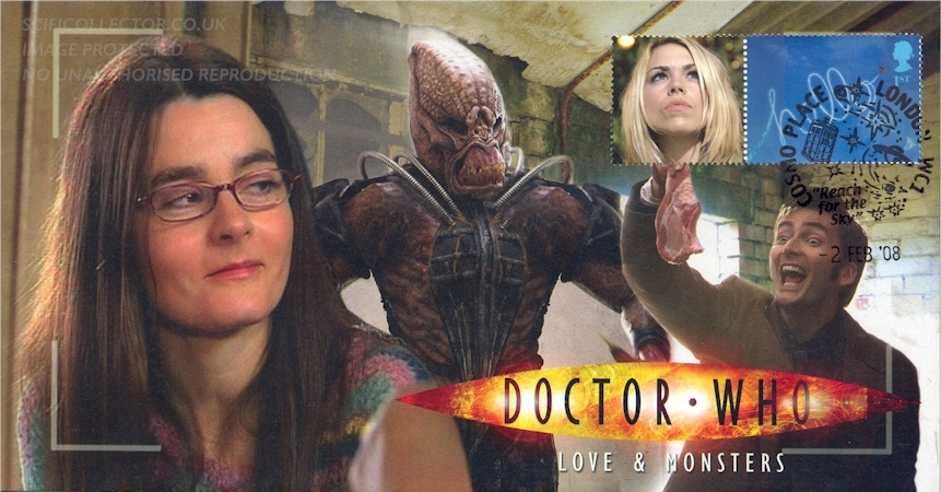 love and monsters doctor who