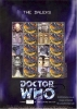 The Daleks Doctor Who Stamp Sheet