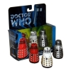 Corgi Dalek Trio Box Set with White Dalek