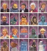 Original Doctor Who Collectors Cards