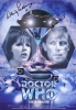 Wendy Padbury & Brian Cant Dual-Signed Doctor Who Print No.50