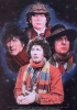 Tom Baker Signed Special Doctor Who Print No.46