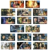 2005 Doctor Who Series Unsigned Stamp Cover Collection