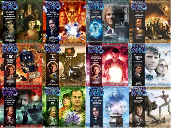 Doctor Who - Big Finish (Large Collection)  - Multiple