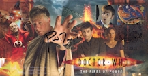 Doctor Who 2008 Commemorative Stamp Covers