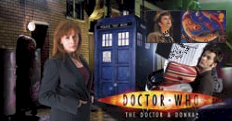 Doctor Who 2008 Series 4 Commemorative Launch Cover