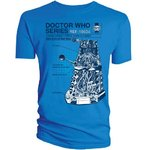 Doctor Who Haynes Manual Critical Dalek T-Shirt