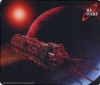 Red Dwarf Mouse Mat