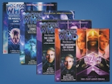 Doctor Who Big Finish Audio CD's