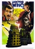 Doctor Who 'Day of the Daleks' A4 Art Print