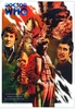 Doctor Who 'Terror of the Zygons' A4 Art Print SIgned by Nick Courtney