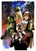 Doctor Who 'Curse of the Peladon' A4 Art Print