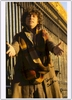 Tom Baker signed 'Lost Cache' Photo F