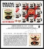 Rolling Stones - Let It Bleed Stamp Cover 10 Same Stamp Version