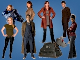 Doctor Who Life Size Cut Outs/ Standees