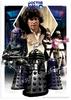 Doctor Who 'Destiny of the Daleks' A4 Art Print signed Tom Baker