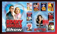 Rocky Horror Stamp Covers
