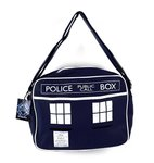 Doctor Who Tardis 50th Anniversary Retro Shoulder Bag