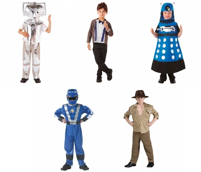 Doctor Who and other Dress-Up Costumes  sc 1 st  Scificollector & Doctor Who and other Dress-Up Costumes - Scificollector -Creators of ...