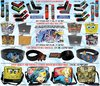 Adults Socks, Wallets, Belts and Messenger Bags