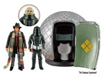 Sontaran Experiement Classic Collectors Exclusive Action Figure Set