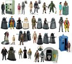 Doctor Who Classic Exclusive Action Figure Collector Sets