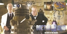 Doctor Who 2010 Commemorative Stamp Covers