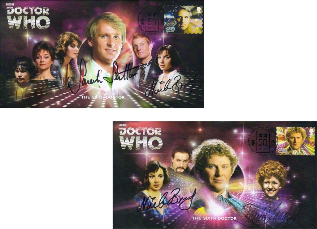 Doctor Who 6th Doctor 6th Doctor 'companions'