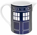 Doctor Who Tardis Design Milk Jug Creamer