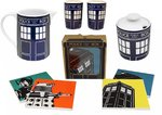 New Doctor Who Tableware Bundle
