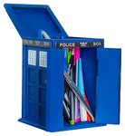 Doctor Who Tardis Desk Tidy